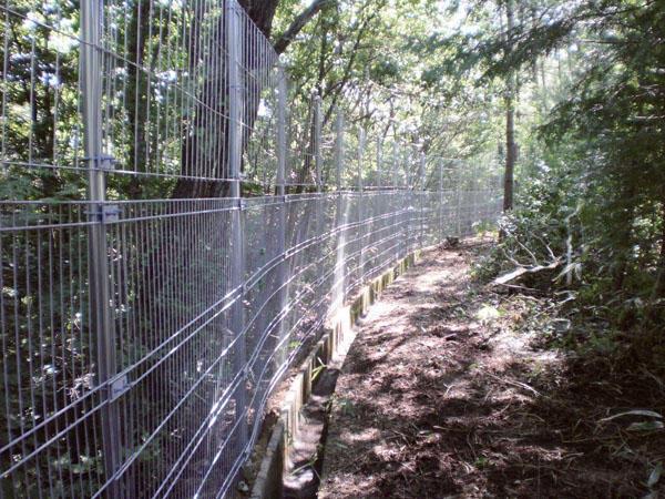Animal Guard Fence