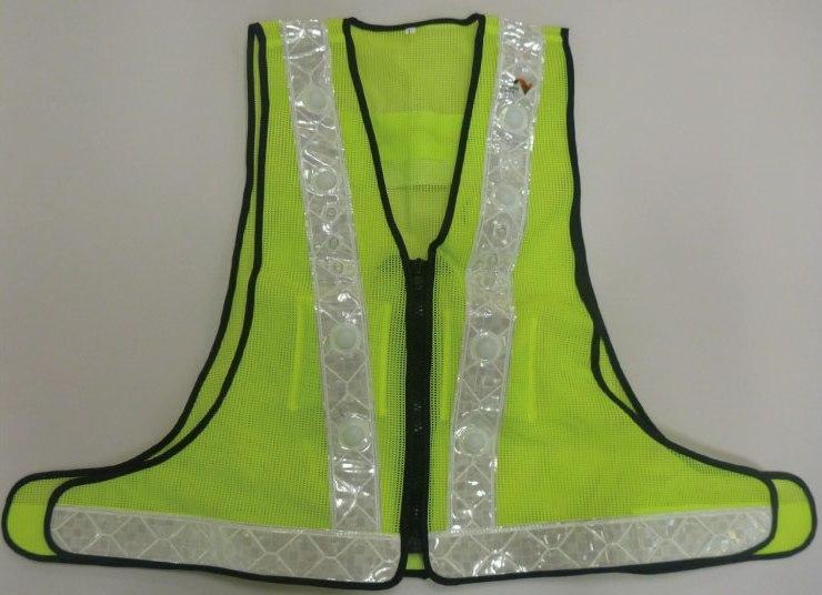 LED Safety Guard Vest
