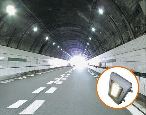 Proposal for Tunnel Lighting Reuse